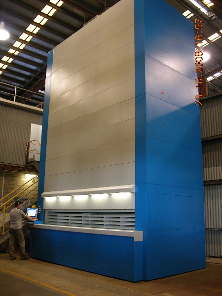 Vertical Carousels